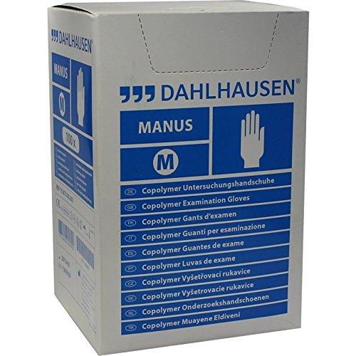 COPOLYMER Handschuhe steril Gr.M 100 St Handschuhe