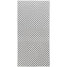 InterDesign - Stari - Tapete protector de fregadero de cocina - Extra grande - Grafito