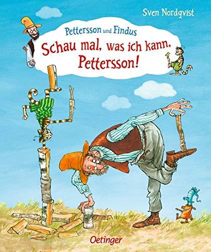 Schau mal, was ich kann, Pettersson!: Alle Infos bei Amazon