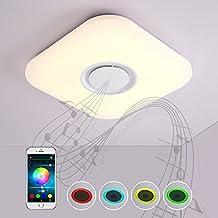 Suchergebnis auf Amazon.de für: LED-Deckenleuchte mit Bluetooth ...