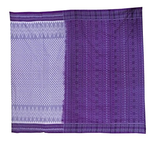 Patli Designs Sambalpuri Handloom Cotton Saree
