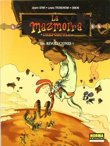 LA MAZMORRA CREPÚSCULO 106. REVOLUCIONES (EXTRA COLOR)