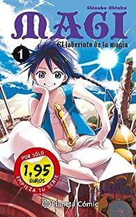 MM Magi nº 01  1,95 par Shinobu Ohtaka