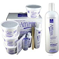 Avlon Tratamiento Desrizante para Cabello Resistente - 1820 gr