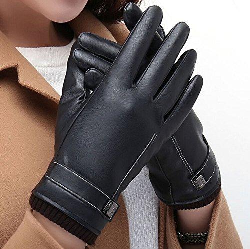 butterme-touchscreen-texting-hiver-pu-gants-en-cuir-de-faux-gants-de-conduite-avec-doublure-en-cache