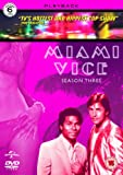 Miami Vice: Series 3 [DVD]