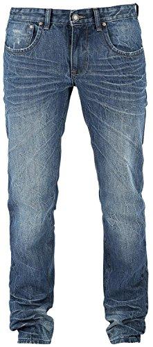 SHINE Original -  Jeans  - Uomo blu W38/L32