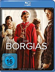 Die Borgias S1 [Blu-ray] [Import anglais]