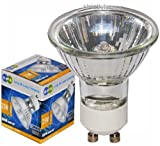 Long Life Lamp Company 25watt Long Life GU10 Halogen Lamp Light Bulbs pack of 10