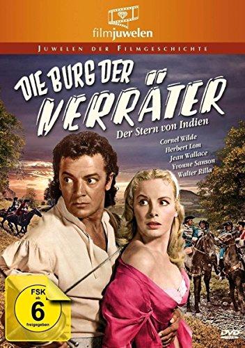 Die Burg der Verräter (Der Stern von Indien) mit Herbert Lom & Cornel Wilde - Filmjuwelen