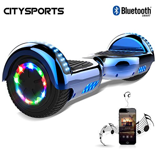 CITYSPORTS Hoverboard 6.5 Pouces, Self...