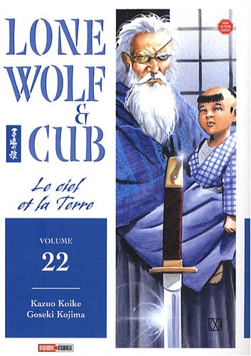 Lone wolf & cub Vol.22 par KOIKE Kazuo