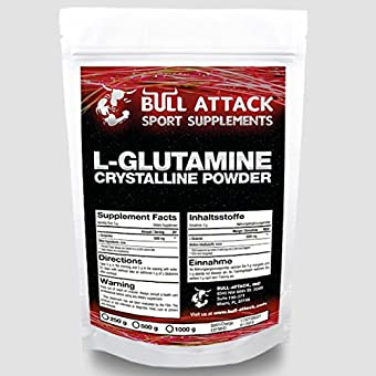 Bull Attack L-Glutamin