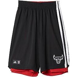 adidas SMR RN NR Short - Pantalón corto para hombre, color negro, talla S