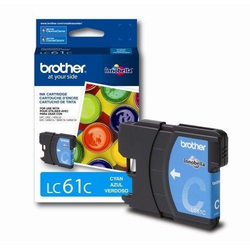 Brother Tintenpatrone-OEM-OEM # lc61C-325cyan-Für den Einsatz in MFC und andere - Tintenpatronen Lc61 Brother