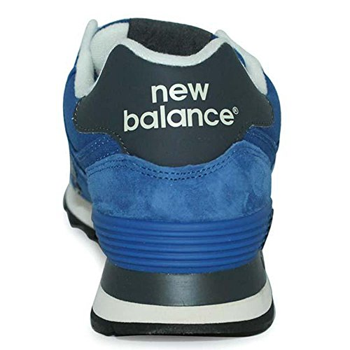New Balance Ml574, Herren Sneakers Blue White