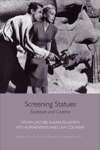 Screening Statues: Sculpture and Cinema (Edinburgh Studies in Film and Intermediality) por Steven Jacobs