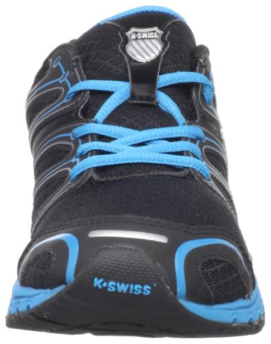 KSWISS  Micro Tubes 100 Fit, Chaussures de running femme Black/Charcoal/Coastal Blue