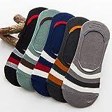 YANXUEPING Socken, Männer, Kurze, Sommer, dünne Männer, Boot Socken, Männer, Low Socken, unsichtbare Socken, Reine Baumwolle, und Geruch, Dreiundvierzig
