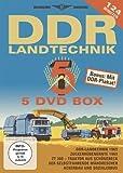 DDR-Landtechnik - 5 DVD Box