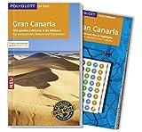 POLYGLOTT on tour Reiseführer Gran Canaria: Mit großer Faltkarte, 80 Stickern und individueller App - Irene Börjes, Susanne Lipps