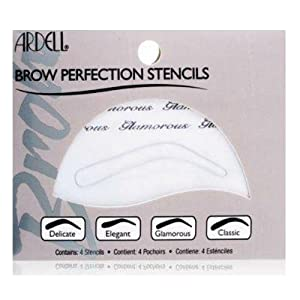 (3 Pack) ARDELL Brow Perfection Stencils - AR68065