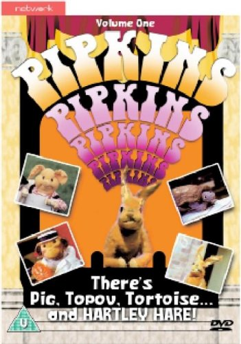 Pipkins - Vol. 1 [DVD]