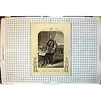 Stampa Antica di H.R.H. Il Duca Of