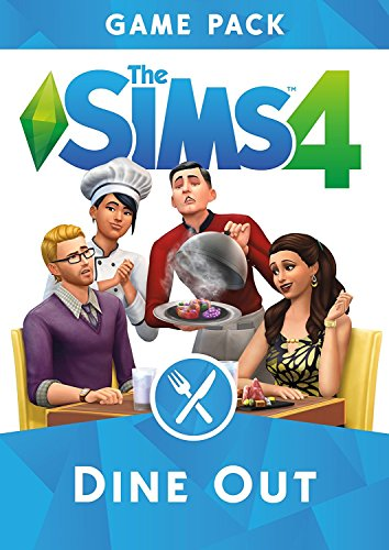 THE SIMS 4 Dine Out Edition DLC |PC Origin Instant Access