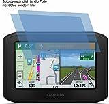 4ProTec 2x ANTIREFLEX matt Schutzfolie für Garmin Zumo 396 LMT-S EU Displayschutzfolie Bildschirmschutzfolie Schutzhülle Displayschutz Displayfolie Folie