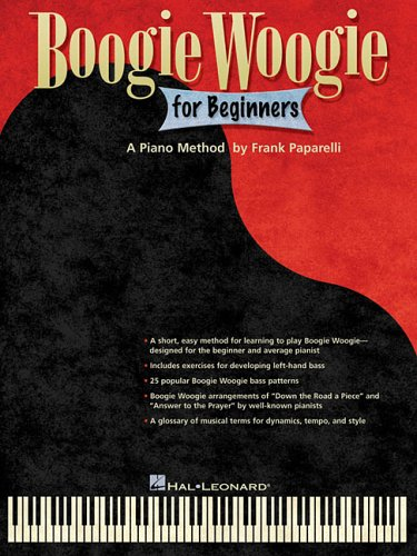 Boogie woogie for beginners piano