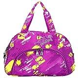 Black Temptation Lila Wasserdichte Taschen Dry Bag Sportausrüstung Taschen Schwimmtasche