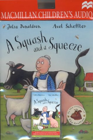 A Squash and a Squeeze Book and CD pack (Book & Tape)