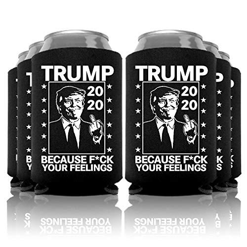 Promotion & Beyond Donald Trump Wahlkampagne Party-Gastgeschenke erhältlich in 6, 12 und 24-teilig Trump - Pence -