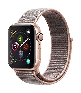 Apple Watch Series 4 (GPS, 40mm) Cassa in Alluminio Oro e Sport Loop Rosa Sabbia (B07JHL83LK) | Amazon price tracker / tracking, Amazon price history charts, Amazon price watches, Amazon price drop alerts