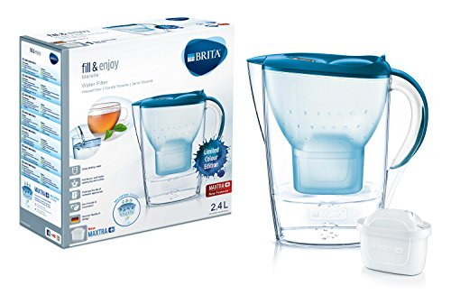 Une carafe d'eau filtrante pour se débarasser des bouteilles d'eau