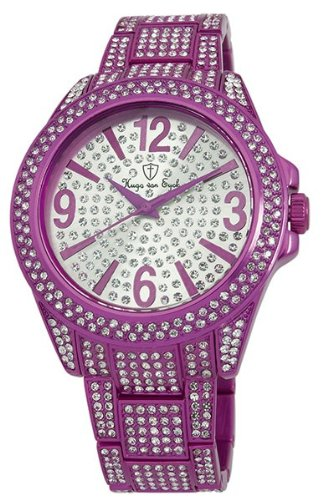 Hugo von Eyck Orologio al Quarzo Woman Extraordinary Fucsia 40 mm