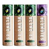 Hummingbird Smoothie Balls (Cleanse Box) 4 x 125g || Grüne Smoothies für Detox und Entgiftung & Antioxidantien Smoothies