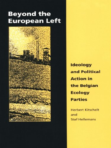 Beyond the European Left: Ideology and Political Action in the Belgian Ecology (English Edition) por Herbert Kitschelt