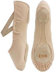 Bloch 210 Proflex Segeltuch -Ballett-Schuhe