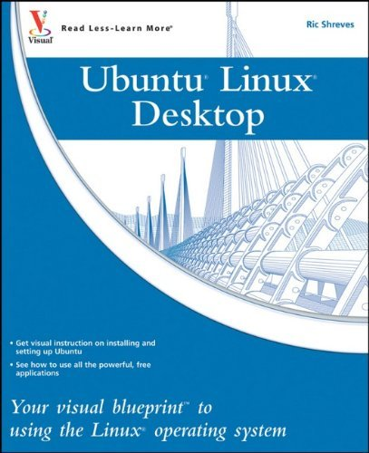 Ubuntu Linux: Your visual blueprint to using the Linux operating system by Ric Shreves (2009-03-30) par Ric Shreves