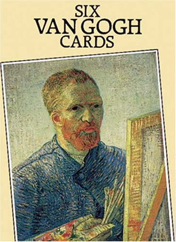 Six Van Gogh Cards (Dover Postcards)