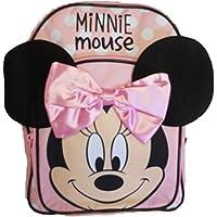 Minnie Mouse Children's Backpack, 32 cm, 9 Liters, Pink DMINN001194