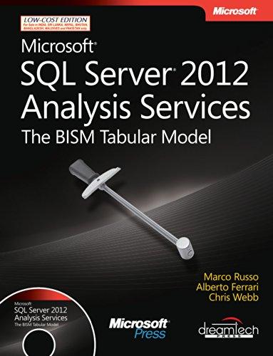 Microsoft SQL Server 2012 Analysis Services: The BISM Tabular Model (Microsoft Press)