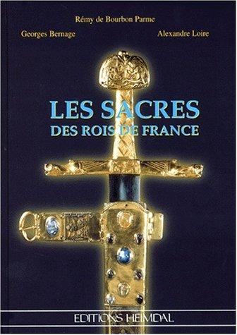 Les sacres des rois de France