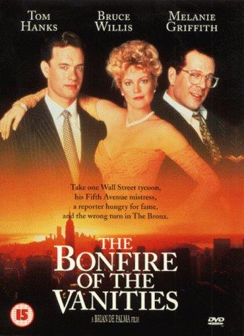 The Bonfire of The Vanities [UK Import]