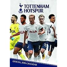 Tottenham Hotspur F.C. Official 2018 Calendar - A3 Poster Fo (Calendar 2018)