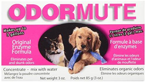 Hueter Toledo Ryter Corporation DRC101Odormute Hund und Katze Geruch Eliminator, 85G