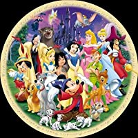 Ravensburger Puzzle - 1,000 Pieces - The Wonderful World of Disney