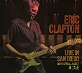 Live in San Diego / Eric Clapton, chant, guit. | Clapton, Eric - Chant, Guitare